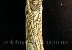 Статуэтка Чжу Банцзе - кость.