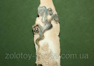 Фигурка из бивня мамонта - монах