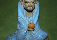 Бодхидхарма, Дамо керамика