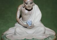 Даосский монах керамика