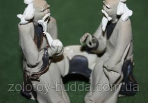 Мудреці грають в гру Го кераміка