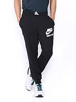 Спортивные трикотажные брюки мужские NIKE TRACK & FIELD на манжете