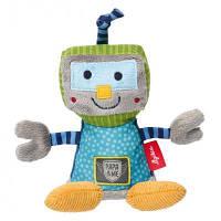 Мягкая игрушка sigikid Робот 16 см (41675SK)