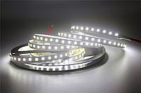 Світлодіодна стрічка IP-33 без вологозахисту 720 LM/m SMD2835 СW, 120leds/7,5 m W*1m 12Vdc Холодний білий