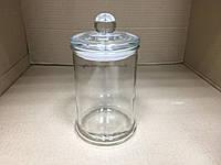 Стеклянная емкость для хранения сыпучих продуктов 700 мл STENSON