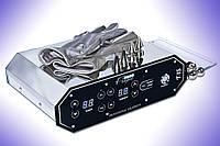 Микротоковый настольный косметологический аппарат с перчатками Т-15 Alvi Prague