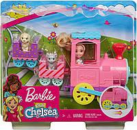 Набор Barbie Челси и ее паровозик Чу-Чу