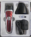 Машинка-триммер для стрижки волос Promotec PM-353, фото 3