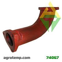 Труба правая выхлопной системы К-701 701.10.00.112