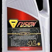 Моторное масло синтетическое  Fusion 5w30 4L