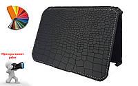 Чехол для планшета Pixus hiPower 10,1 Крокодил чёрный