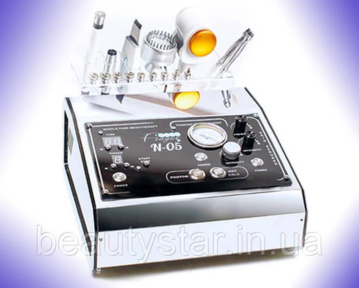 Косметологічний апарат на 5 необхідних функцій N-05 ALVI