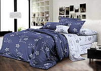 Двуспальный комплект постельного белья Бязь голд