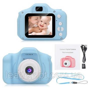 [ОПТ] Детский цифровой фотоаппарат