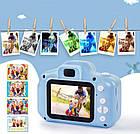 [ОПТ] Дитячий цифровий фотоапарат, фото 5