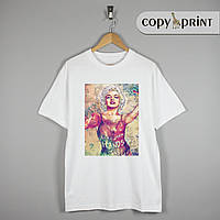 Футболка: Мэрилин Монро (Marilyn Monroe)