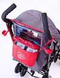 Термосумка для детских бутылочек Baby Breeze 0345 красная, фото 3