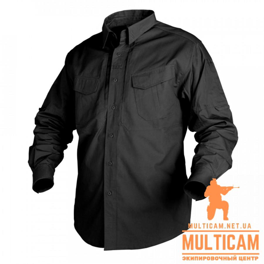 Рубашка Helikon-Tex® Defender LS - Black