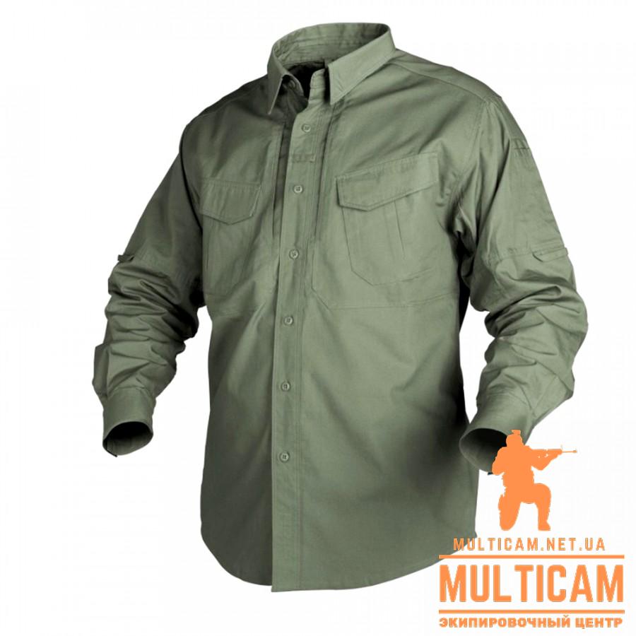 Рубашка Helikon-Tex® Defender LS - Olive Green