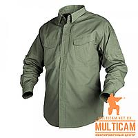 Рубашка Helikon-Tex® Defender LS - Olive Green, фото 1