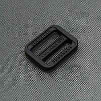Пряжка 2-щілинна YKK LA20S, 20 мм