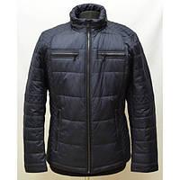 Качественная мужская куртка стеганная большого размера