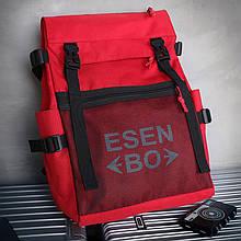 Подростковый вместительный красный женский школьный рюкзак для подростка старших классов