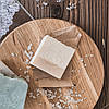 """""""Вівсянка з медом"""" з подрібненими вівсяними пластівцями, натуральне пілінгове мило BOGIKA, фото 2"""