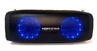 Колонка Bluetooth HOPESTAR A6 Party (светящаяся)
