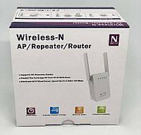 Роутер Wi fi repeater LV-WR02ES (белый)