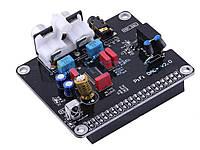 Внешняя звуковая карта PCM5122 для RaspberRy