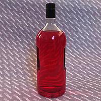 Бутылка стеклянная с крышкой гуала 1,75 л
