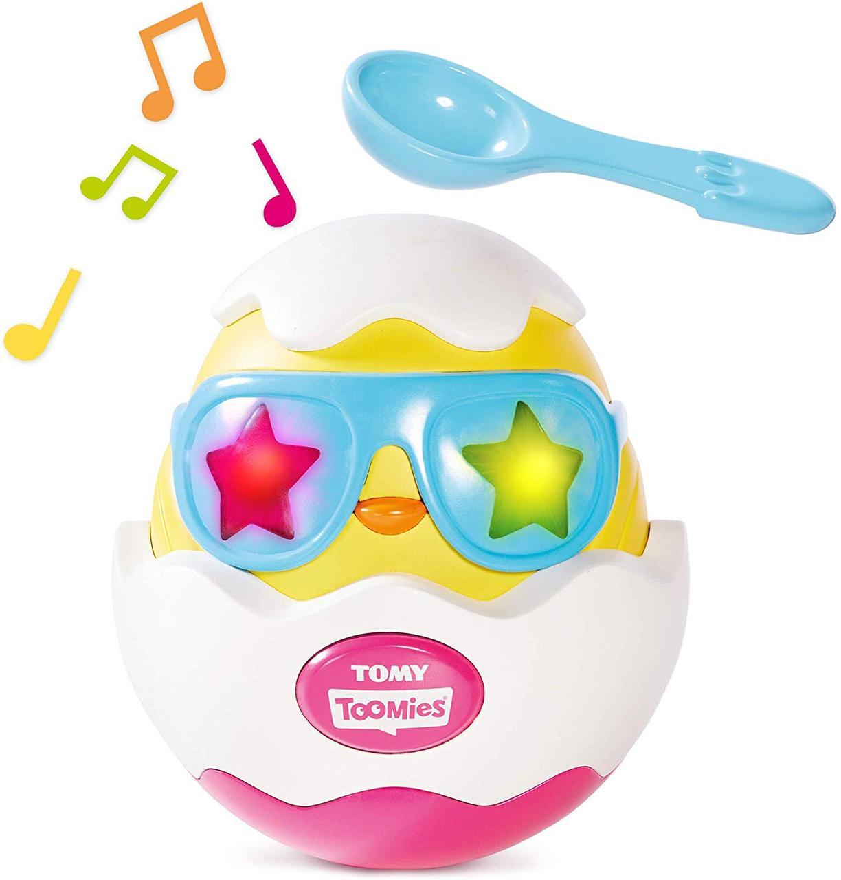 Інтерактивна іграшка Музичне яйце Tomy