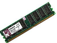 Оперативна пам'ять Kingston DDR1 1GB 400MHz Intel и AMD