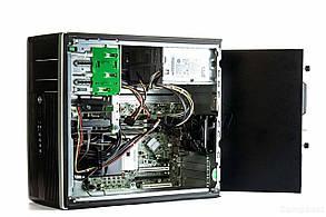 HP Compaq 6200 Pro Tower / Intel Core i5-2400 (4 ядра по 3.1 - 3.4 GHz) / 4 GB DDR3 / 250 GB HDD, фото 3