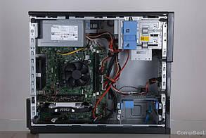 Dell OptiPlex 3010 Tower / Intel Core i5-2300 (4 ядра по 2.8 - 3.1 GHz) / 8 GB DDR3 / 120 GB SSD+500 GB HDD / nVidia GeForce GTX 1050, 2 GB GDDR5,, фото 3