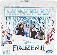 Настільна гра Монополія Frozen