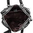 Кожаная мужская сумка с карманом для ноутбука  VITO TORELLI (ВИТО ТОРЕЛЛИ) VT-6338-black, фото 4