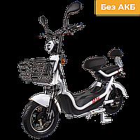 Электрический мопед  CITY gy-4 500W/48V (белый)