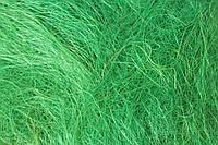 """Сизаль 42 гр., цвета """"яркий зеленый"""" производство Польша"""