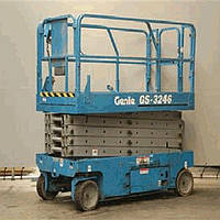 Ножничная платформа Genie GS 3246 б/у