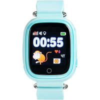 Смарт-часы Gelius Pro GP-PK003 Blue Kids smart watch, GPS tracker (ProGP-PK003Blue)