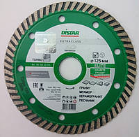 Алмазный диск для резки гранита Distar Elite Turbo 125x2,2x9x22,23