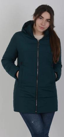 Утепленная женская куртка на весну
