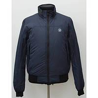 Модная мужская куртка спортивного стиля утепленная