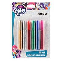 Клей с блестками KITE My Little Pony 10 мл, 6 цветов (LP19-107)