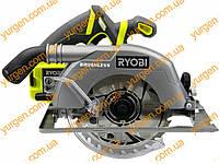 Пила дисковая аккумуляторная RYOBI R18CS7-0