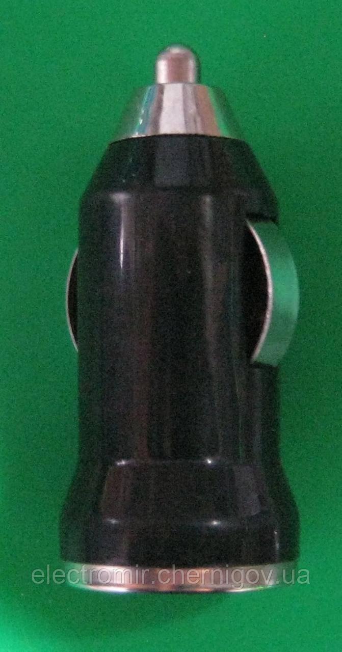 Автомобильной зарядное устройство универсальное с USB (1A)