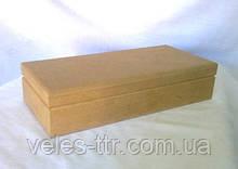 Шкатулка Купюрница 19х9х4,3 см МДФ заготовка для декора