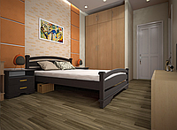 Кровать из натурального дерева Атлант 2